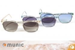 Munic Eyewear Acetatbrillen mit Sonnenclip | Offensichtlich Berlin