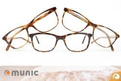 Munic Eyewear Acetatbrillen Farbvielfalt Havanna | Offensichtlich Berlin