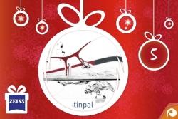 Hinter Türchen Nr.5 gibt es tinpal brillen mit 20% Rabatt + Aktion Zeiss DriveSafe | Offensichtlich Adventskalender