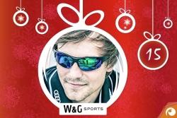 Whiteout & Glare Sports Brillen hinter Türchen Nr. 15 mit 20% Rabatt im Offensichtlich Adventskalender