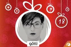 Götti Brillen aus der Schweiz sind heute hinter dem 18. Türchen mit 20% Rabatt | Offensichtlich Adventskalender