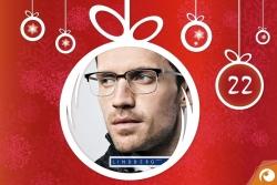 Lindberg Brillen hinter Türchen Nr. 22 mit 20% Rabatt im Offensichtlich Adventskalender