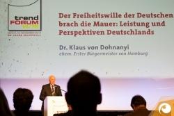 Eröffnungsrede von Dr. Klaus von Dohnanyi - SPECTARIS   Offensichtlich.de