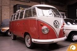 Besichtigung im Meilenwerk (VW T1 Safari) - SPECTARIS   Offensichtlich.de