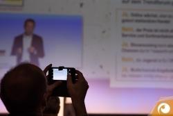 Nutzung digitaler Medien auf dem trendFORUM - SPECTARIS   Offensichtlich.de