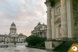 Wer noch etwas Zeit hat kann hinterher noch ein Spaziergang über den Berliner Gendarmenmarkt machen