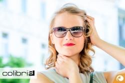 Colibris Sonnenbrille Modell Hilde aus der 2016er Kollektion | Offensichtlich Berlin