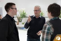 Christian Danner spricht mit Jana und Norman über den Rennsport | Offensichtlich Berlin