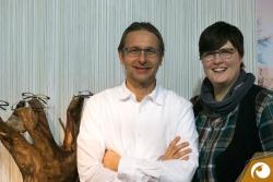 Designer Martin Pallasch von Tinpal und Jana Ropert | Offensichtlich Berlin
