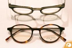 Nahaufnahme von den Brillen von Frank Custom | Offensichtlich Berlin