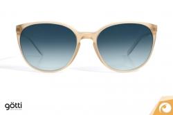 Tanda von Götti ist eine zeitlos, elegante Sonnenbrille aus Acetat   Offensichtlich Berlin