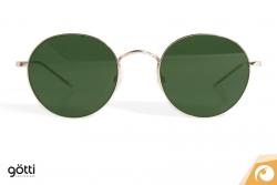 Dan von Götti ist eine tolle Titanbrille im John-Lennon-Stil   Offensichtlich Berlin
