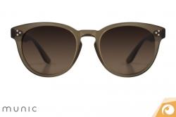Klassische Sonnenbrille für Damen von Munic Eyewear Mod7 c.414 auf   Offensichtlich Berlin