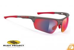 Rudy Project - Noyz - graphite-multilaser-red Sportbrille Fahrradbrille | Offensichtlich Optiker Berlin