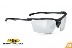 Rudy Project - Proflow - matte black laser black- Sportbrille Fahrradbrille | Offensichtlich Optiker Berlin