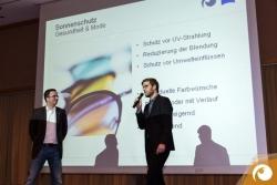 Unser Vortrag bei Shire – hier Thema Sonnengläser mit Lars Müller und Torsten Pirwitz | Offensichtlich.de