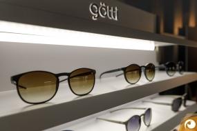 Ob Dimensions, Acetat oder Titan - mit den Sonnenbrillen von Götti kann der Sommer kommen! | Offensichtlich Berlin