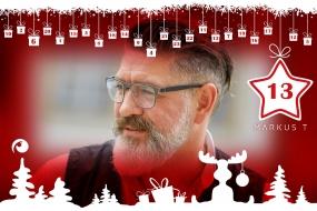Designerbrillen Kunststoffbrillen & Titanbrillen von Markus T mit 20% Rabatt | Offensichtlich Adventskalender-2017