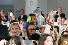 Kids Offensichtlich FashionWeek FRAMERS MAISONNOEE
