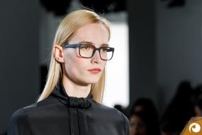 Look Brille Kunststoff Acetat Offensichtlich FashionWeek FRAMERS MAISONNOEE
