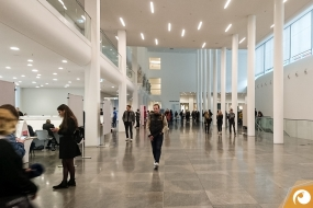 Zu Besuch in der Universität Leipzig am ersten Unitag des Semesters | Offensichtlich.de Berlin