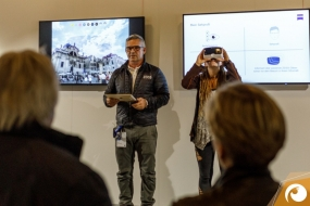 Zeiss unterstützt die Beratung des Kunden mit modernster Technik   ZEISSfuture Days   Offensichtlich.de Berlin