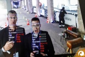 Künstliche Intelligenz und Motion-Tracking sind auch Themen für Zeiss    ZEISSfuture Days   Offensichtlich.de Berlin