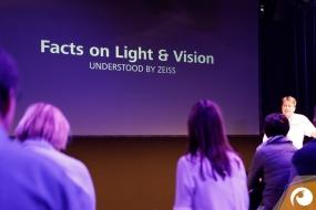 Zeiss Experten erklären die Optik für die Profis   ZEISSfuture Days   Offensichtlich.de Berlin