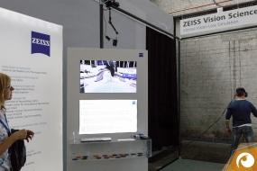 Für wissenschaftliche Anwendung demonstriert Zeiss Augenerkrankungen …   ZEISSfuture Days   Offensichtlich.de Berlin