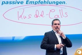 Empfehlungsmarketing lautete das Zauberwort von Marketing Experte Klaus J. Fink | Offensichtlich.de Berlin