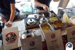 Neue Kulinarische Genüsse im Old Spitalfields Marketin London