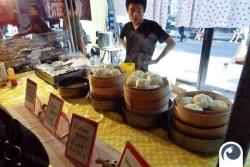 Neue Kulinarische Genüsse im Old Spitalfields Marketin London   Offensichtlich.de