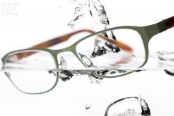 Tinpal Vollrand-Brille bei Offensichtlich Optiker Berlin