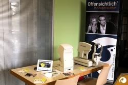 Sehtest und Augen-Screening auf dem Barcamp Erfurt | Offensichtlich.de