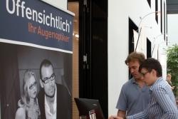 Auswertung unseres Sehtestes dem Gesundheitstag | Offensichtlich.de