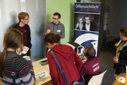 Wir testen und erklären gern – Hier zu sehen auf dem Barcamp Erfurt | Offensichtlich.de