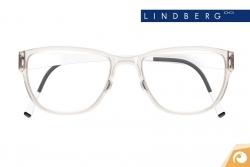 Lindberg  Brillen Acetanium Modell 1143 aus transparentem Kunststoff | Offensichtlich Berlin