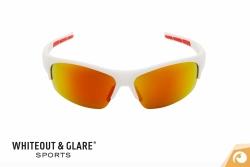 Whiteout & Glare Sports bietet auch individuelle Kombinationen von Gläsern und Fassung