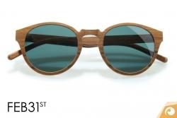 Feb31st Holzbrillen Sonnenbrille Regolo Sole | Offensichtlich Berlin
