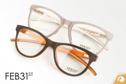 Feb31st Holzbrillen Modell Chandra | Offensichtlich Berlin